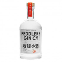 Peddlers Gin Co. Shanghai Craft Gin