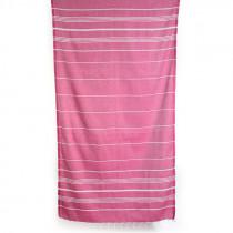 Pestemal Turkish Bath Towel - Fuschia