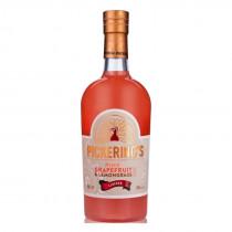 Pickerings Pink Grapefruit & Lemongrass Gin Liqueur