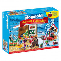 Playmobil Advent Calendar Santa's Workshop