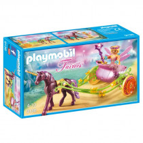 Playmobil Unicorn - Drawn Fairy Carriage