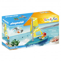 Playmobil Sailboat
