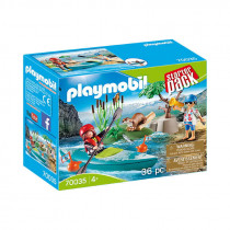 Playmobil Starter Pack Kayak Adventure