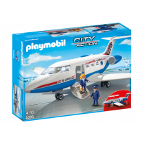 PlayMoble 5395 Passenger Plane