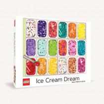 Lego Ice Cream Jigsaw Puzzle