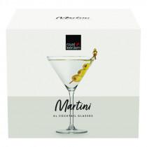 Royal Leerdam Martini Glass