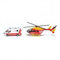 Siku NZ Life Flight Westpac Helicopter
