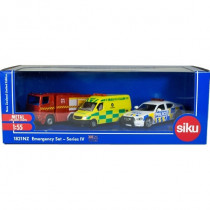Siku NZ Emergency Set - Series IV