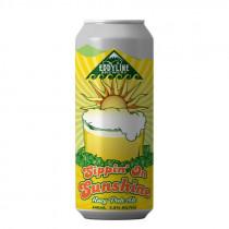 Eddyline Sippin Sun Hazy Pale Ale