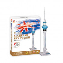 Holdson Auckland Sky Tower 3D Puzzle