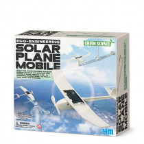 Eco-Engineering Solar Plane