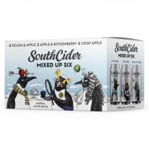 South Cider Mixed Up Six