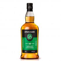 Springbank 15 Year Old Single Malt Scotch Whisky
