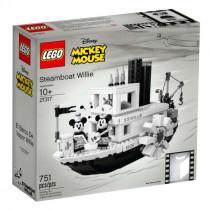 Lego Disney Steamboat Willie