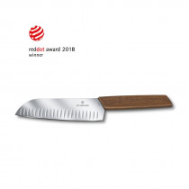 Victorinox Swiss Modern Santoku Knife 17cm