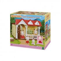 Sylvanian Families Sweet Rasberry Home