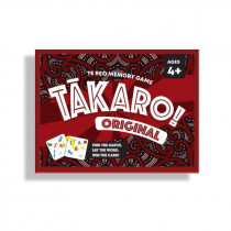 Takaro! Te Reo Memory Game