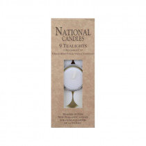 National Candles Tealights