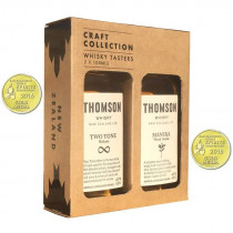 Thomson Whisky New Zealand Mini 2 Pack