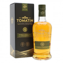 Tomatin 12 Year Old Single Malt Scotch Whisky