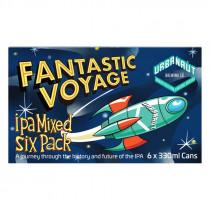 Urbanaut Fantastic Voyage IPA Mixed Six Pack