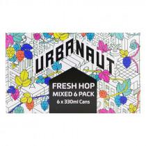Urbanaut Fresh Hop Mixed 6 Pack