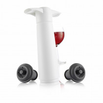 Vacuvin Wine Saver with 2 stoppers