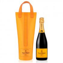 Veuve Cliquot Brut Champagne shopping bag edition