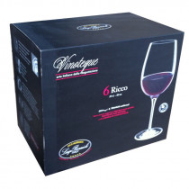 Luigi Bormioli Vinoteque Shiraz Glasses