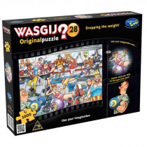 Wasgij Original 28 - Dropping the Weight