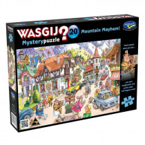 Wasgij Mystery Mountain Mayhem