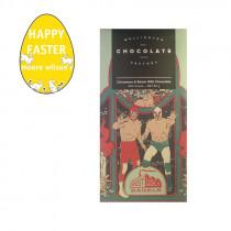 Wellington Chocolate Factory Cinnamon & Raisin Milk Chocolate Bar