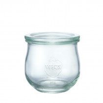 Weck 370ml Tulip Glass Jar