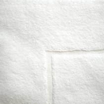 Baksana Towel White Bath Mat