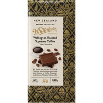 Whittaker's Artisan Collection: Wellington Roasted Supreme Coffee Chocolate