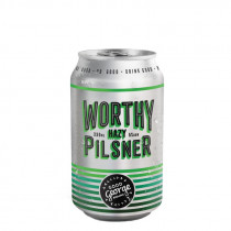 Good George Worthy Hazy Pilsner