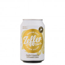 Zeffer Apple Crumb Cider