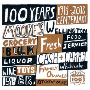 Moore Wilson 100 Year Book