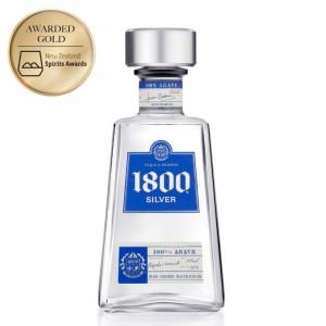 Jose Cuervo 1800 Silver