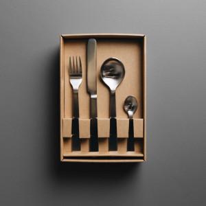 Acme Cutlery Set Brushed