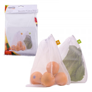 Appetito Mesh Produce Bags