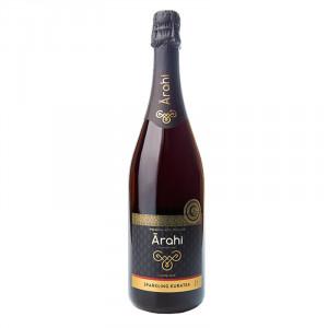 Arahi Sparkling Kuratea Non-Alcoholic Merlot juice 750ml