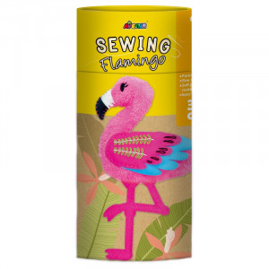 Avenir Sewing Kit - Flamingo