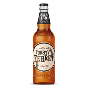 Badger The Fursty Ferret Amber Ale