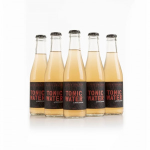 Bootleggers Blood Orange Tonic Water 250ml 4pk