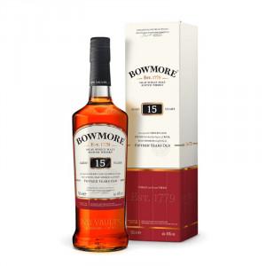 Bowmore 15 Year Old Darkest Single Malt Whisky