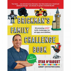 Brickman's Family Challenge Book