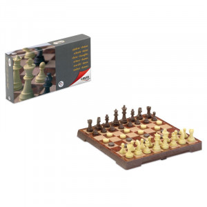 Magnetic Chess & Draughts