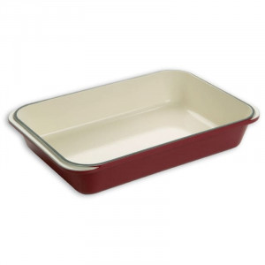 Le Chasseur Roasting Dish Red