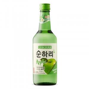 Chum Churum Green Apple Soju